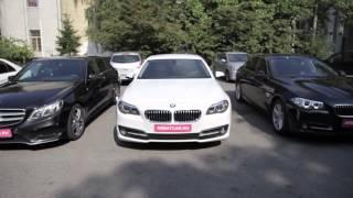 Аренда машин без водителя BMW 530 / BMW 5(, 2016-01-21T16:32:51.000Z)