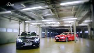 Fifth Gear AUDI RS6 vs MERCEDES E63 AMG