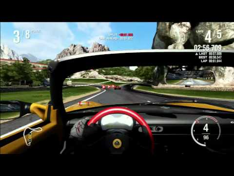 Forza Motorsport 4 – Lotus Elise Sport Gameplay (no assists) – [Escape Zero]