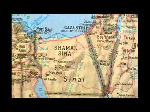 THE ISRAELITES WENT WEST TO AFRICA AND AMERICAS PT 1
