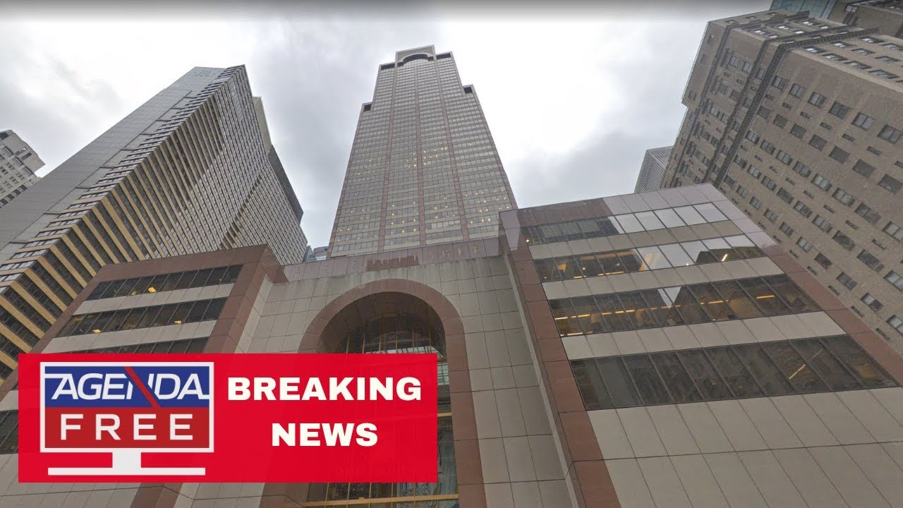 Helicopter Crashes Into NYC High-Rise - LIVE BREAKING NEWS COVERAGE