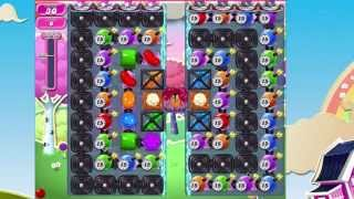Candy Crush Saga Level 940 No Booster 5 moves left
