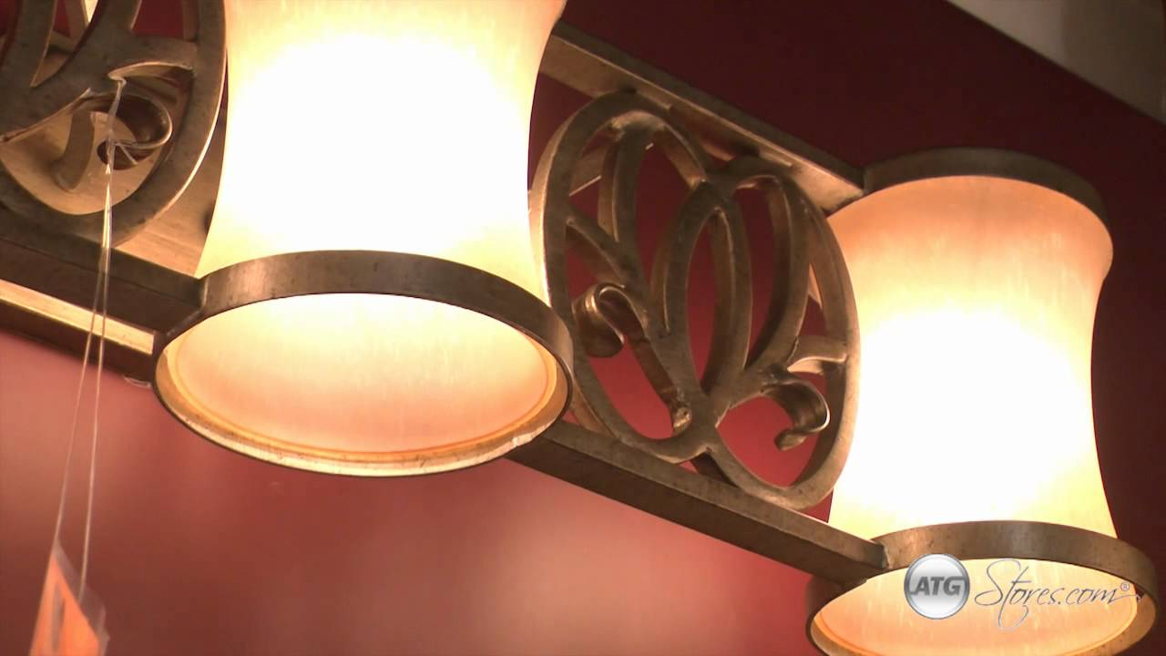 Vaxcel Lighting: Newbury 3 Light Bath Bar - YouTube