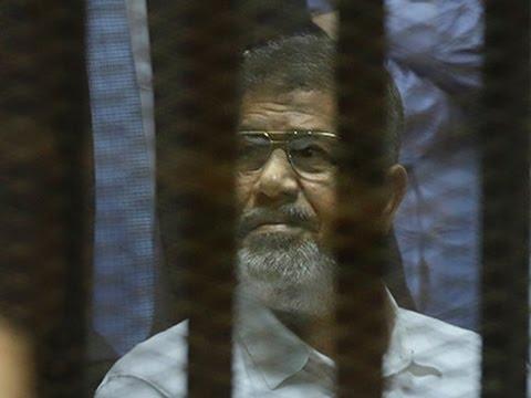 Morsi Sentenced to Death in Egypt