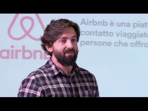 Thinking HUB 2015 – Andrea Crociani, AirBNB