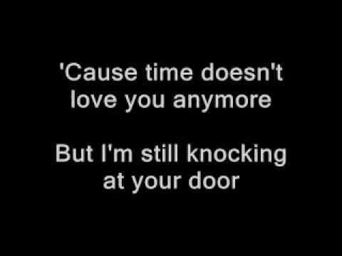 Mikky Ekko - Time (Lyrics)
