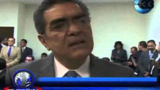 Juicio contra Hugo Barrera por acusación de calumnia