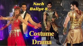 Nach Baliye 8 Week 7   13th, 14th May 2017 Costume Drama theme  performance