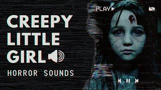 Creepy Little Girl Talking Singing Whispering Free Sound FX