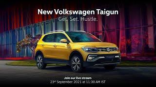 LIVE : The New Volkswagen Taigun Launch