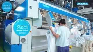 Hokkaido Koseisha, Japan, trusts on laundry technology from JENSEN