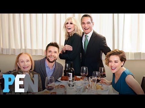 Who's The Boss Reunion: Alyssa Milano, Tony Danza & More Reunite 30 Years Later  PEN  People