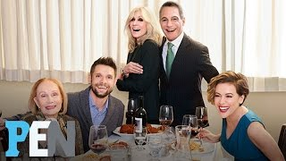 Who's The Boss Reunion: Alyssa Milano, Tony Danza & More Reunite 30 Years Later | PEN | People