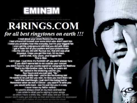 lose yourself eminem piano ringtone