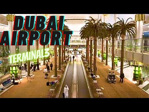 Ultimate Airport Dubai Emirates Terminal 3 Duty Free *HD*