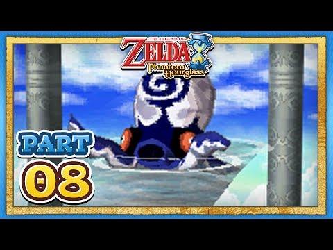 The Legend of Zelda: Phantom Hourglass - Part 8 - Temple of Wind!