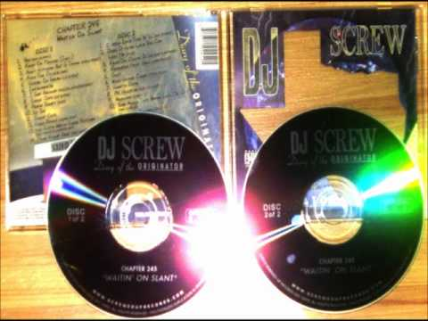 DJ Screw  Waitin On Slant Disk 1 & 2