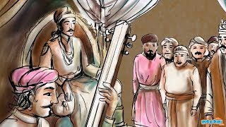 Akbar the Great Mughal Emperor - History India | Mocomi Kids