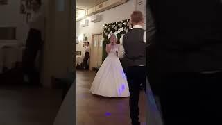 Лучшая песня невесты для жениха #Казань#свадьба#Онегин