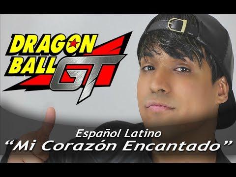 Dragon Ball GT - Mi Corazón Encantado (Español Latino)