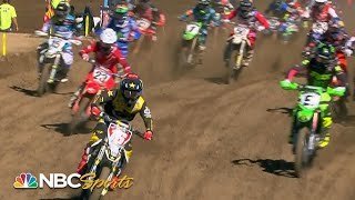 Pro Motocross Round No. 4 Redbud I | EXTENDED HIGHLIGHTS | 9/4/20 | Motorsports on NBC