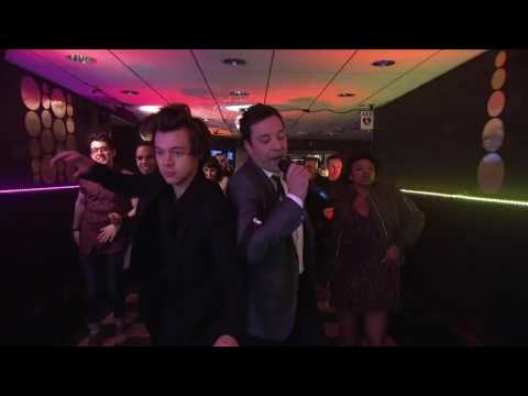 "Thumbnail: Harry Styles' Part of Jimmy Fallon's SNL Cover of ""Lets Dance"""