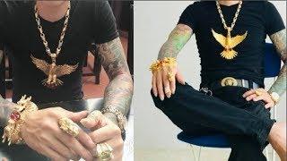 Lộ danh tính THẬT của người đàn ông tự xưng đeo nhiều vàng nhất Việt Nam đang gây bão CĐM