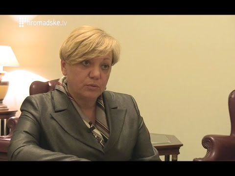 Head of the National Bank on the Currency Crisis (Short)