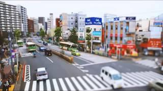 도에이 교통 TOKYO TOEI My own small TOKYO (TOEI Transportation) (Toei Streetcar (Toden) Arakawa Line)