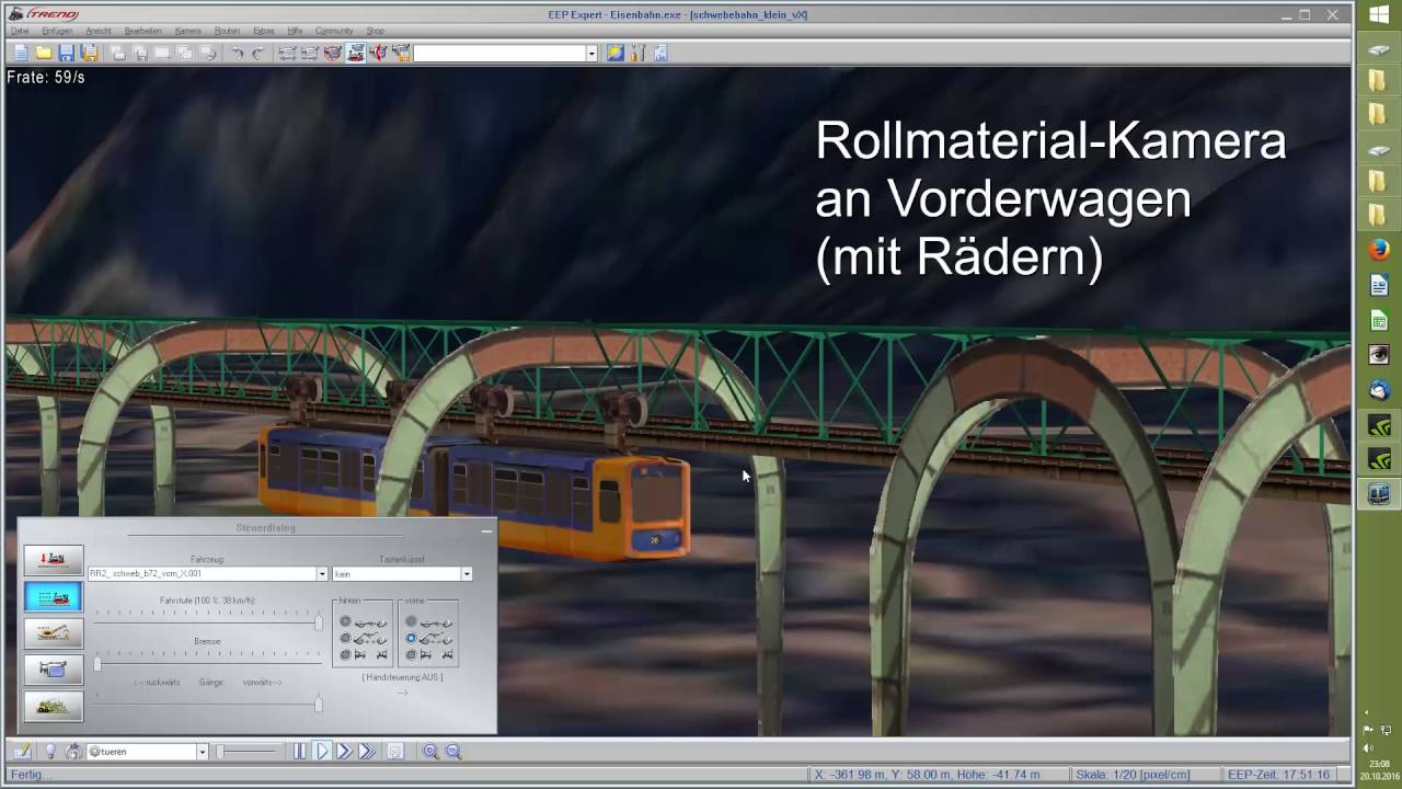 eep rollmaterial