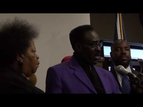 Caribbean Chamber of Commerce 1-15-2018 Press Conference. Houston, Tx. Part 5