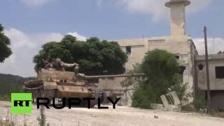 Strategic Takeover: Syrian Arab Army recaptures Kinsabba in Latakia