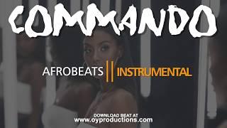 Commando Afrobeats Instrumental Wizkid x Burnaboy x Rema Type Beat