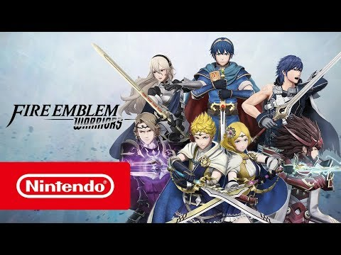 Fire Emblem Warriors – Launch Trailer (Nintendo Switch)