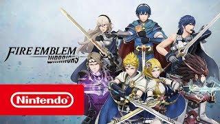 Fire Emblem Warriors – Launch Trailer (Nintendo Switch)