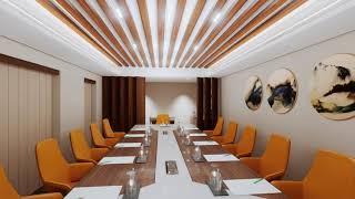 Palm Meeting Room at Le Meridien Dubai