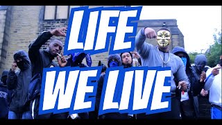 Miz, BT, Pablo, Snizzy, T Dargg - Life We Live [Music Video] KODH T...