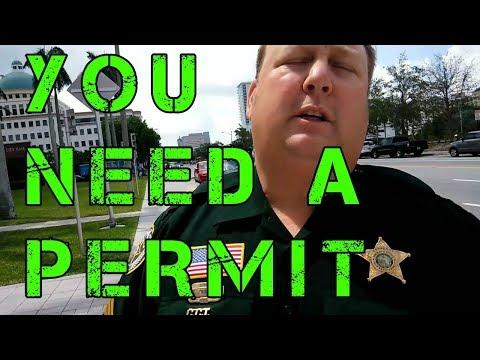 First Amendment Audit Palm Beach County Court House