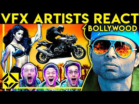 VFX Artists React to BOLLYWOOD Bad & Great CGi 6