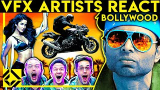VFX Artists React to BOLLYWOOD Bad & Great CGi 6