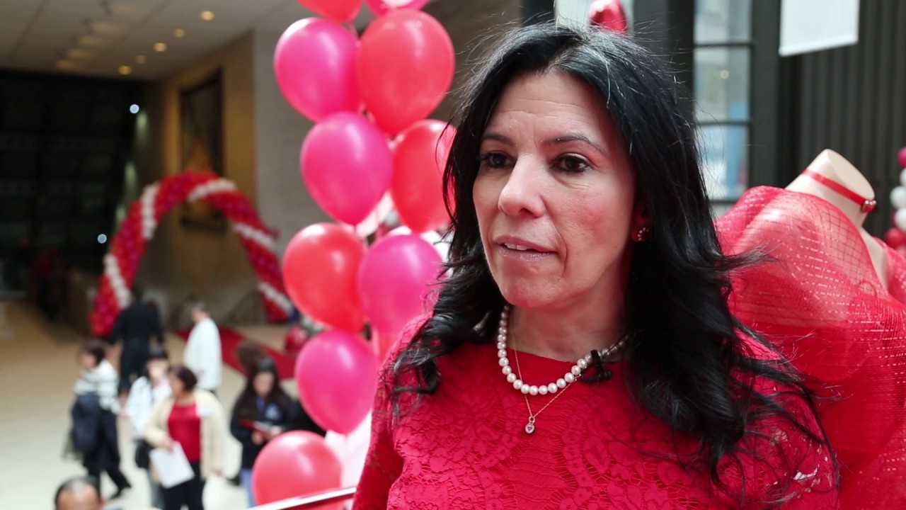 Go Red For Women At Mount Sinai