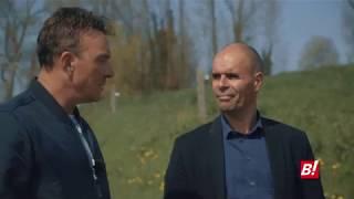 Van der Poel is geen gewone smurf. - Amstel Gold Race