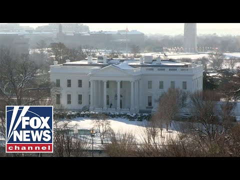 Live Stakeout: Trump meets with national security team after Syria attack