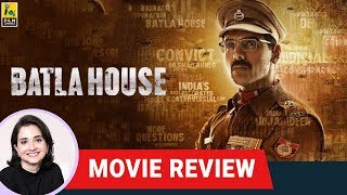 Batla House | Bollywood Movie Review by Anupama Chopra | Nikkhil Advani | John Abraham