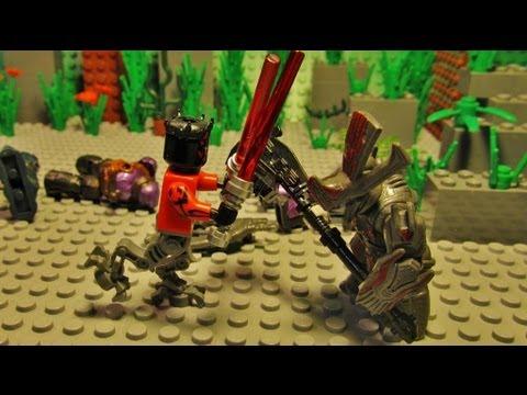 lego halo vs star wars 7 - youtube