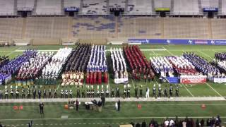 2016 Colorado 4A Marching Band Champions