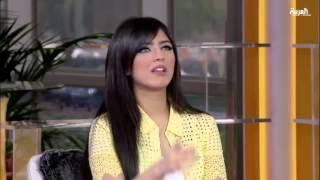 نرمين محسن : اتقنت تقليد سميرة توفيق ولم أقلد أحلام