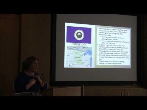 PRONI - Irish In The Great Lakes