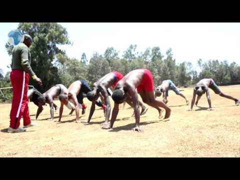 KDF recruitment in Imenti North