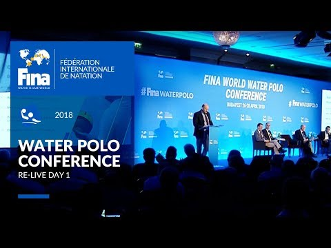 RE-LIVE - Day 1 -  FINA World Water Polo Conference | Budapest, Hungary